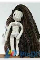 Rumipet- Kelly DeSandro  - Amigurumi Doll