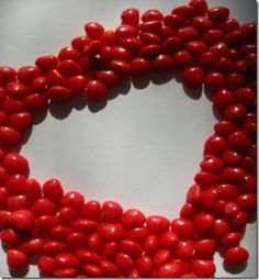 Valentine's Day is red hot!  Yummy recipes you can make using red hot candies from CreativeCynchronicity.com
