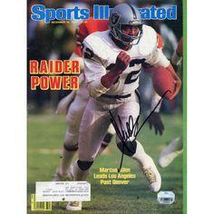 8064f638081 Marcus Allen Los Angeles Raiders Fanatics Authentic Autographed December  16
