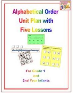 FREE! This is a fun filled unit plan containing five lessons for use at the K to Grade 1 level.  Students will start off with free play and activities us...