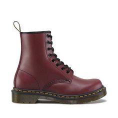 Our boots and shoes have become icons, recognized worldwide for their uncompromising looks, durability and comfort. These styles embody all that is true and unique to Dr. Martens. - Women's 8 Eyelet 1