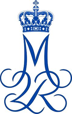 Royal Monogram of Queen Margrethe II of Denmark - Margrethe II of Denmark - Wikipedia, the free encyclopedia