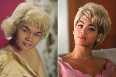 Beyoncé As Etta James In Cadillac Records ( 2 ) | Beyoncé ...