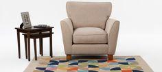 Dante Armchair Cream - Chairs - Sofas & Chairs - Furniture