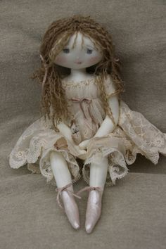 I wish I could find a pattern for this doll. I can't even find the doll for sale.