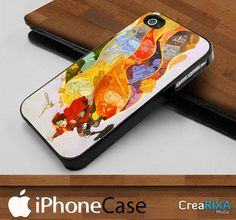 iPhone 5 Case, iPhone 4 Case, iPhone 4s Case, iPhone 4 Cover, Hard iPhone 4 Case Harry Potter years Cartoon. $15.99, via Etsy.