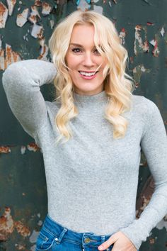 Tine Monsen in WILD WOOL Cashmere Ribbed High Neck Sweater www.wildwool.no Cashmere, Turtle Neck, Wool, Sweaters, Fashion, Moda, Cashmere Wool, Fashion Styles, Sweater