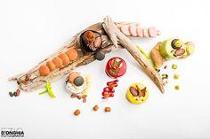 Una composizione di dolci in perfetto stile Puglia concettuale. Con lo chef Luigi Rana e lo scrittore Mario Bolivar abbiamo dato vita a questa composizione unica nel suo genere. Aldo Guarino Gran Caffè Saicaf GiGi Rana WeAreinPuglia Puglia