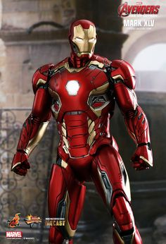 Hot Toys : Avengers: Age of Ultron - Mark XLV 1/6th scale Collectible Figure