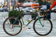 Monster, Monsteur, Monstour , and Expedition and Adventure bikes (page Bicycle Types, T Max, Retro Bike, Urban Bike, Rando, Commuter Bike, Touring Bike, Bike Seat, Old Bikes