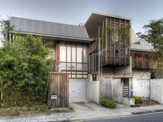 Apartment up the road from me that is for sale. Designed by Donovan Hill. Oh I wish