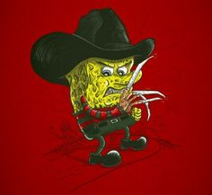 Sponge nightmare
