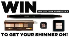 Win This Shimmer Kit From Bobbi Brown!