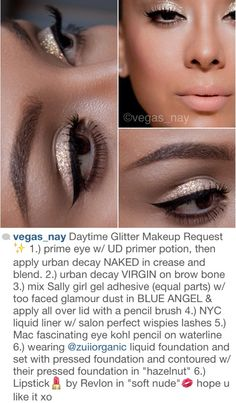 Follow her on Instagram @vegas_nay And search her on YouTube: Vegas Nay  She's amazing!