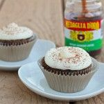 White Mocha Cupcakes - Dessert for Two