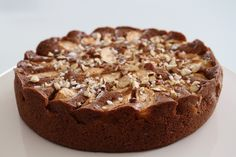 Apple Recipes, Cake Recipes, Pistachio Cake, Sweets Cake, Pastry Cake, Banana Bread, Deserts, Food And Drink, Cooking Recipes