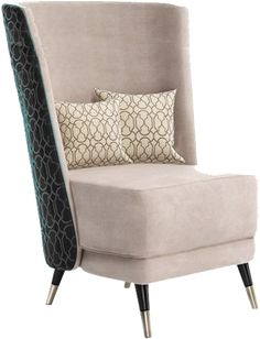 Tufted High Back Chairs Gorgeous Furniture Amp Style