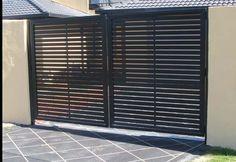 COLORBOND® Steel & Aluminium Fencing & Electric Gates - Superior Screens