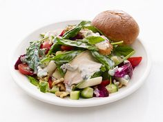 Smoked Chicken Salad Recipe : Food Network Kitchen : Food Network - FoodNetwork.com