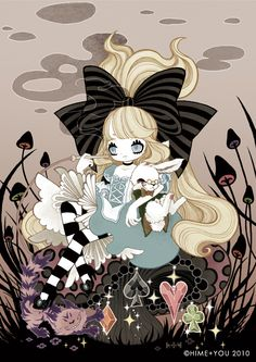 dark alice by Hime You