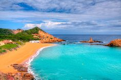 Cala Pregonda - Mejores calas y playas de Menorca