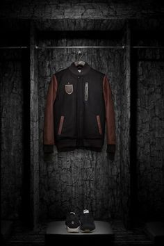 Nike NSW Presents The Limited Edition England Destroyer Varsity Jacket