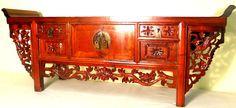 Antique Chinese Petit Altar (3296) , Circa 1800-1849