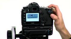 Canon Mark ii basics video