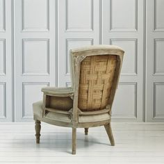 Deconstructed Chair