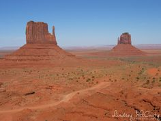 Monument Valley in AZ