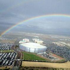 Cardinals Stadium..Glendale, Arizona