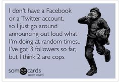 First-generation social media.