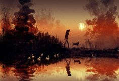 Knowing it by PascalCampion.deviantart.com on @DeviantArt