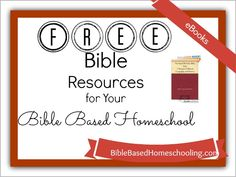 {FREE} Bible Resources {Kindle eBooks}