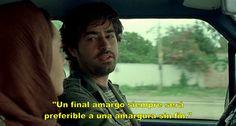 """Ahmad le cuenta su divorcio a Elly en """"About Elly"""" (Asghar Farhadi, 2009)"""