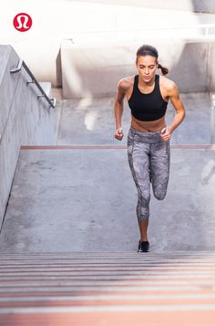 Run for it in the lululemon Fast & Free Crop.
