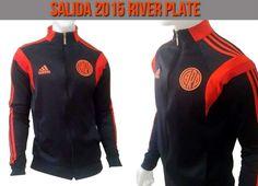 Campera Negra River Plate Julio A. Roca 871 +info: 3704302029 (whatsapp)