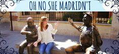 Oh No She Madridn't - Travel blogs of Cordoba, Granada, Segovia, Sevilla, Toledo, Chaouen, Essouira, Marrakech, Sahara