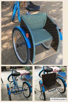 Tricycle transformation