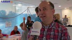 Rabobank TV - Aflevering 6 - Jaargang 4. Met de opening van het verbouwde kantoor van de Rabobank aan de Computerweg en ledenraadslid Nico Seure op de Spring maar Achterop tandem met Diny Dop van Stichting Eemnes Bruist.