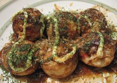 Tutorial: Making takoyaki