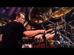 Gavin Harrison - The Chicken (drum solo) (Live on Letterman 08-23-2011) [HD 1080p] - YouTube