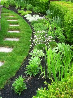 Design and planting.