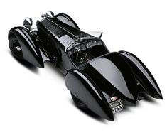 "1930 Mercedes-Benz SSK ""Count Trossi"""