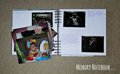 Confessions of a new Mummy: Recording Memories for our children