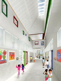New York's First Net Zero Energy School | SOM