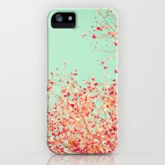 Little dots of red iPhone Case by Andrea Caroline  - $35.00