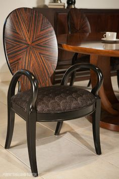 Century Furniture Contemporary Classics Arm Chair