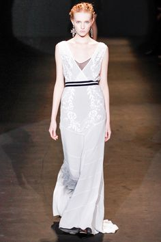 Alberta Ferretti Fall 2013 Ready-to-Wear - Collection - Gallery - Style.com