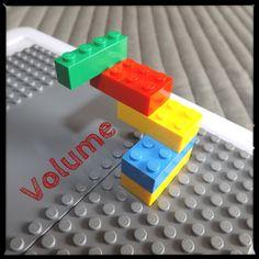 The Tutor House: LEGO Math Ideas Part Finding volume very mindcrafty :) Lego Math, Math Classroom, Math 8, Classroom Ideas, Math Tutor, Teaching Math, Teaching Ideas, Fun Math Games, Math Activities